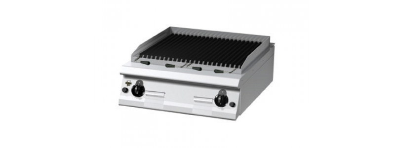 Barbecue professionale a carbon