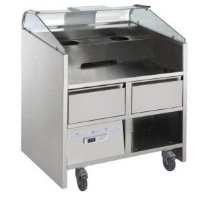Libero point electrolux 2 unit monofase 2 cassetti for Roner prezzi