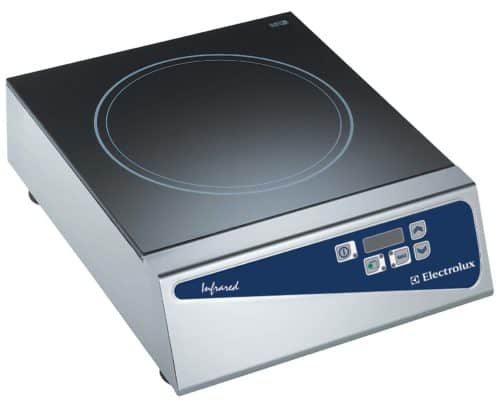 Piastra cotture infrarossi 1 zona 601641 forniture - Piastra induzione portatile ...