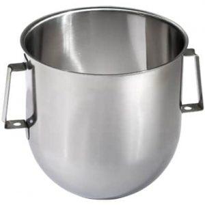 vasca inox impastatrice 8 litri