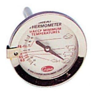 termometro per carne e pesce manuale