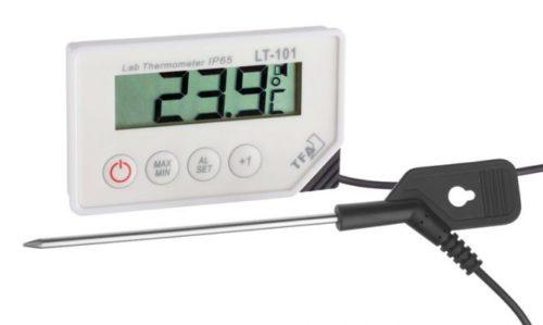 Termometro digitale cucina con allarme