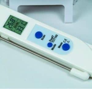 Termometro infrarossi cucina