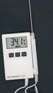 Termometro digitale professionale cucina TFA