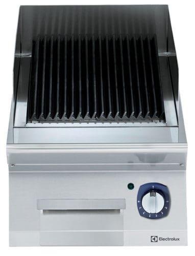Griglia Elettrica Professionale Top Mezzo Modulo 400x700 Mm Forniture Alberghiere Shop