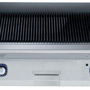 Griglie elettriche professionali con griglie in ghisa for Roner prezzi