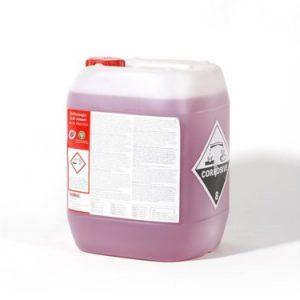 Detersivo liquido forni Rational 10 litri rosso