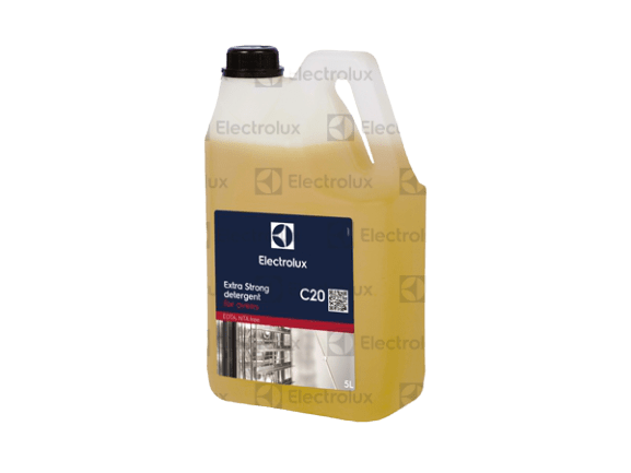 Electrolux Professional oven cleaner