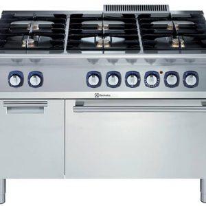 cucine a gas con forno