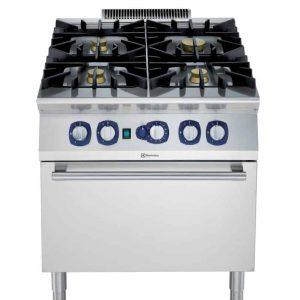 cucine a gas con forno a convezione