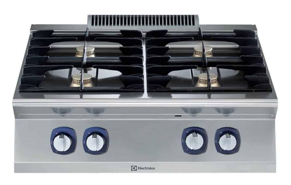 Cucine A Gas 4 Fuochi Forniture Alberghiere Shop