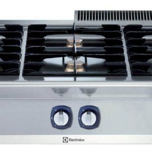 macchine da cucina a gas