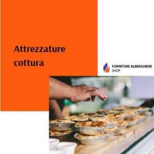 Attrezzature cottura