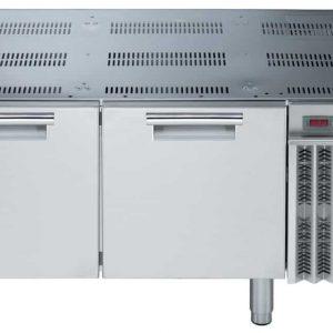 base refrigerata 2 cassetti