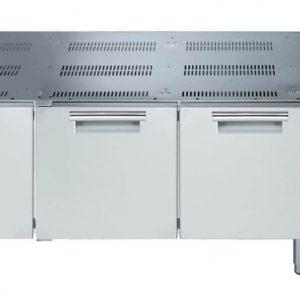 base refrigerata con 3 porte