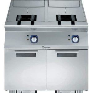 friggitrice elettrica 2 vasche
