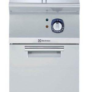 friggitrice elettrica professionale