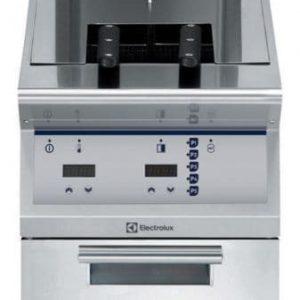 friggitrice elettrica vasca a v