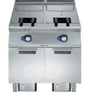 friggitrice professionale a gas
