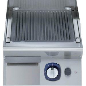 fry top a gas da banco