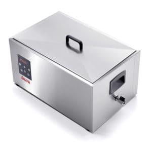 roner cottura bassa temperatura Roner per Cucinare Sottovuoto S R 1/1 con Rubinetto
