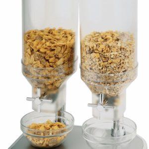 Dosatore Cereali a Mulino Doppio
