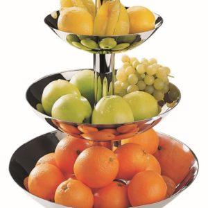 espositore frutta per buffet