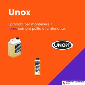Detergenti Unox