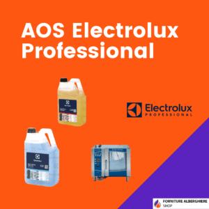 Detergenti AOS Electrolux Professional