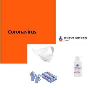 Sanificazione e protezioni per Covid 19