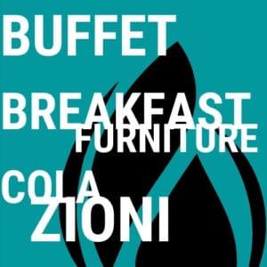 Attrezzature buffet colazioni