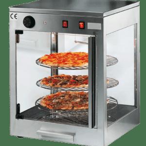 vetrina pizza umidificata