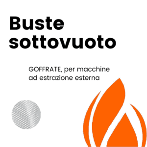 Buste sottovuoto goffrate